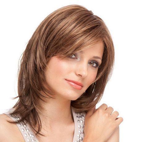 Frisuren Halblang Gestuft Me Pinterest Hair Cuts Haircuts And