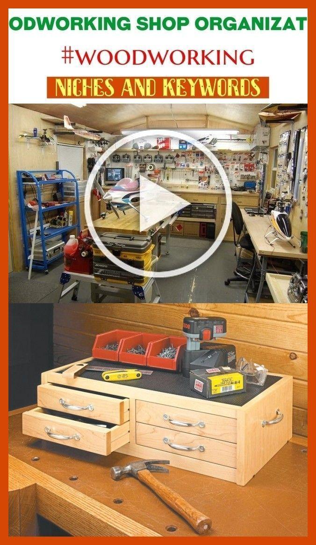Photo of Woodworking shop organization #woodworking #seo #diy. woodworking shop layout, w…