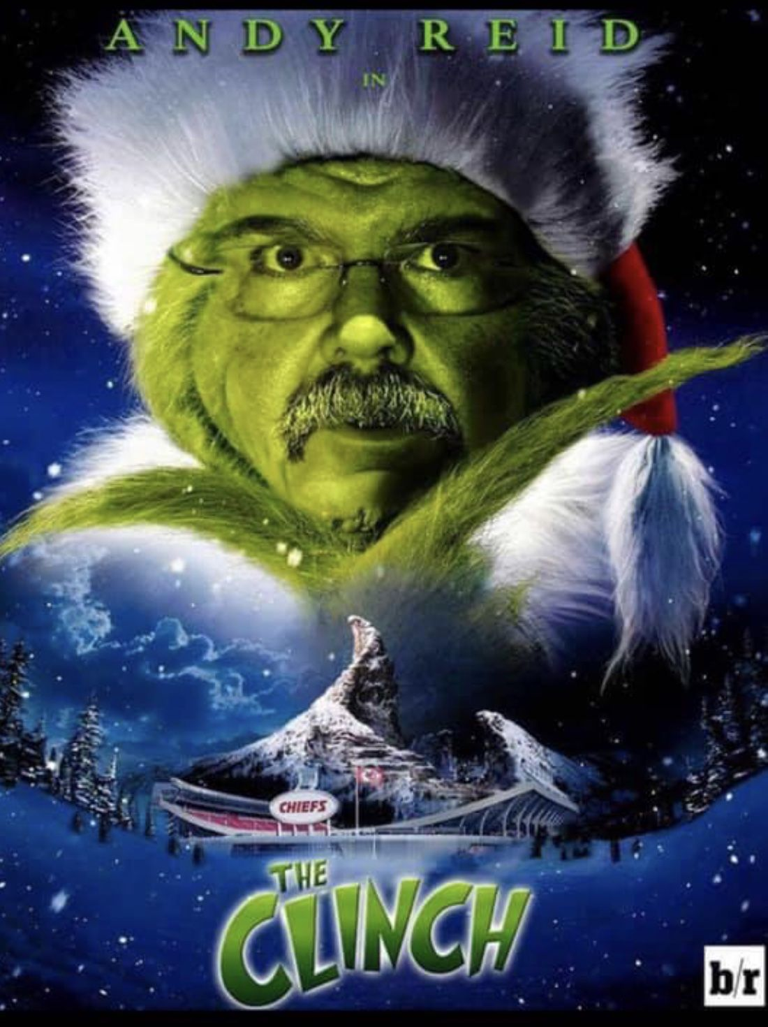 How The Grinch Stole Christmas 2020 Yify ANDY REID GRINCH WHO STOLE THE AFC WEST | Kids christmas movies