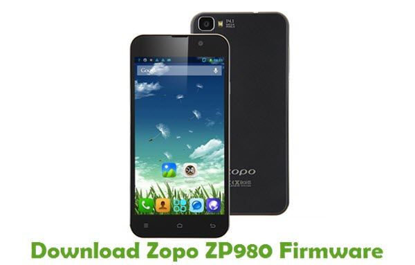 Zopo zp980 plus mtk6589t android 4. 4 official firmware flash files.