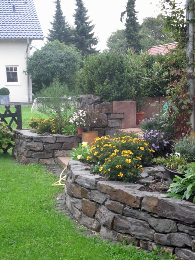 Create a landscape you love. Belgard blocks are ideal for