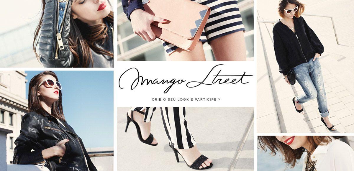 MANGO - loja online