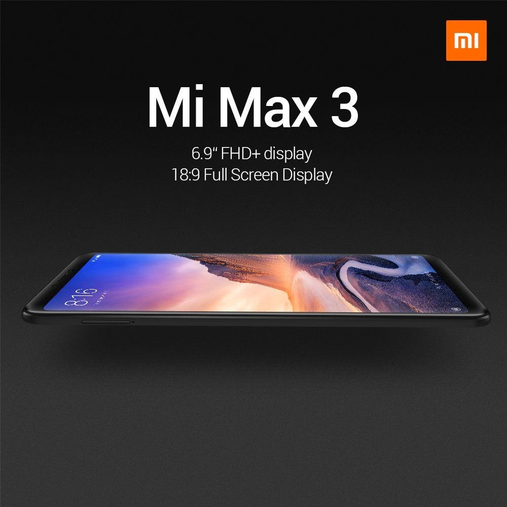 Xiaomi Mi Max 3 With 5500mah Battery Expected To Launch Soon In India Versus By Compareraja Product Launch Xiaomi Launching Soon