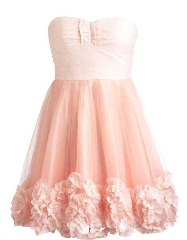 Cotton Candy Dress   Minuet Bridesmaid Dresses   Rickety Rack