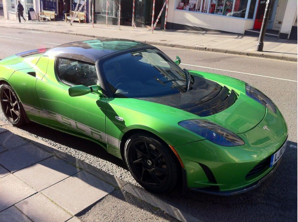 Tesla Roadster 2 5 2017 Photo Gallery