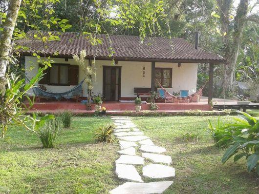 Casa simples s tio casas em 2019 casas r sticas casas - Casas rusticas de campo ...
