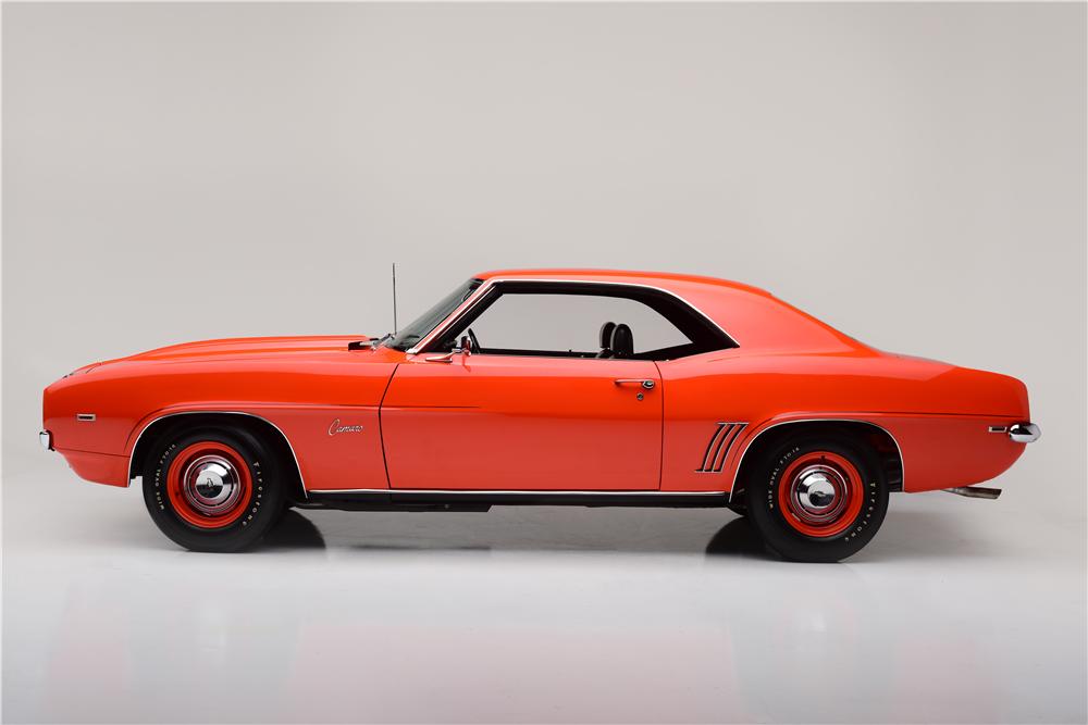 1969 Chevrolet Camaro Zl1 210230 Camaro Zl1 Chevrolet Camaro Camaro
