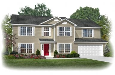 Charmant Arlington   5 Bedroom 2.5 Bath Floorplan In Central Oklahoma   Red Door  Homes | House Plans | Pinterest | Bath, Doors And Bedrooms