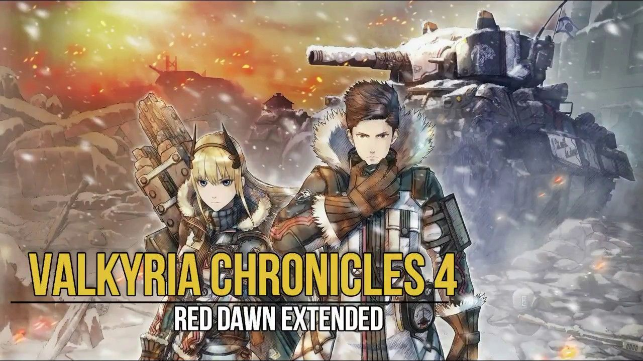 Valkyria Chronicles 4 Red Dawn Extended Bgm Gamemusic Sega Valkyria Chronicles Enemy Video Game Music