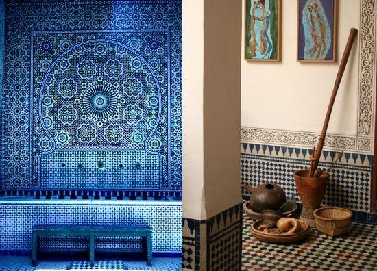 Inspiration Déco : Zoli Zellige | Riad | Pinterest | Déco marocaine ...