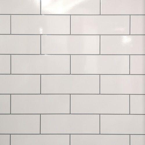 Subway White Wall Panel 1 2 Metre In 2020 White Wall