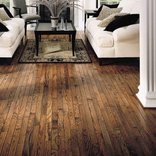 Found It At Wayfair Trumbull Strip 2 1 4 Solid Oak Hardwood Flooring In Honey With Images Oak Hardwood Flooring Bruce Flooring Hardwood Floors