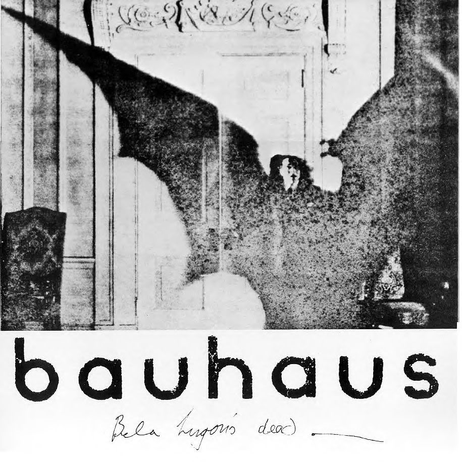 Bauhaus Bela Lugosi S Dead Goth Starts Here Almost 10