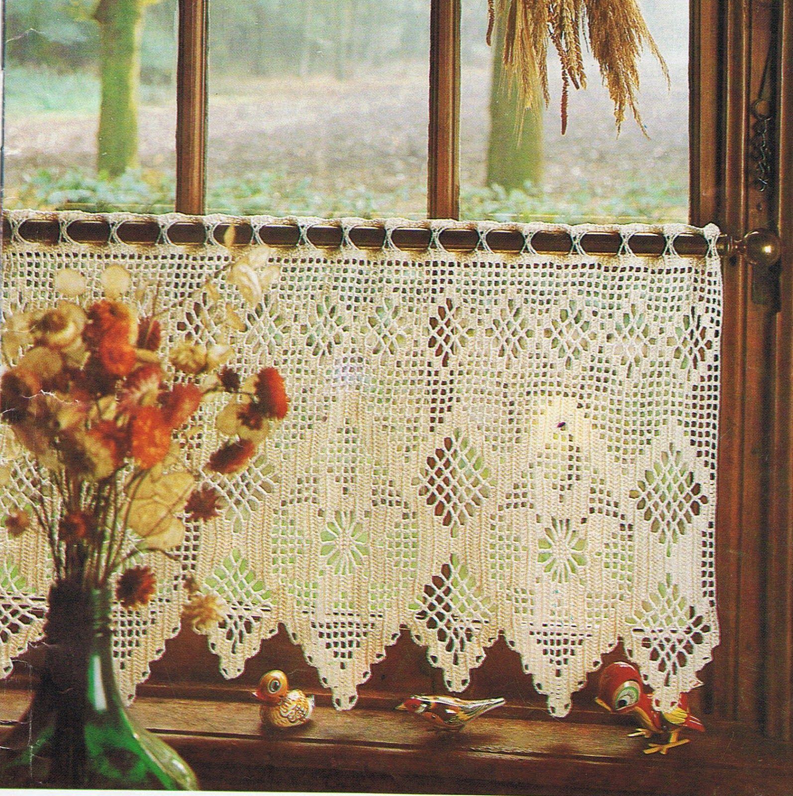 Pin De Ann E En Through My Window Pinterest Cortinas Cortinas