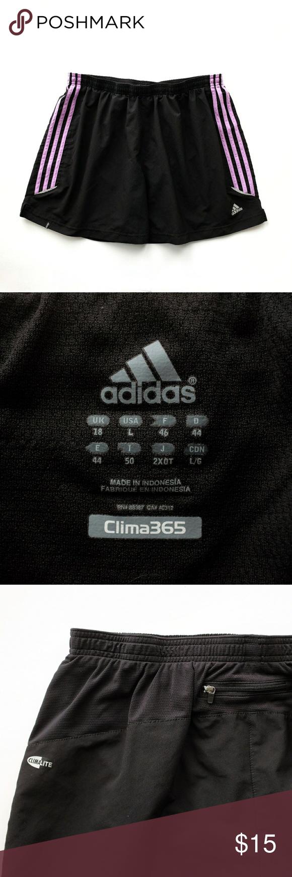 Adidas Shorts Clima 365 Adidas Shorts Clima 365 Size Large