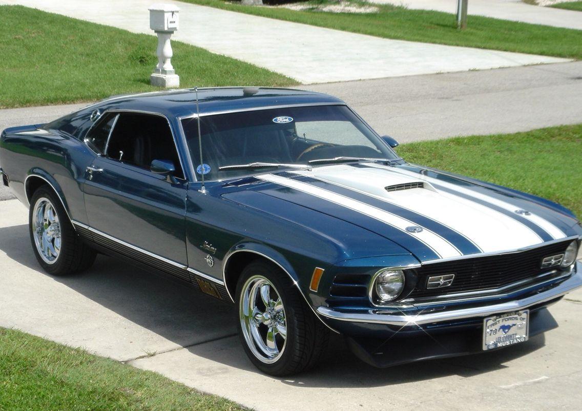 Ford Mustang 1970 Ford Mustang 1970 Ford Mustang Mustang