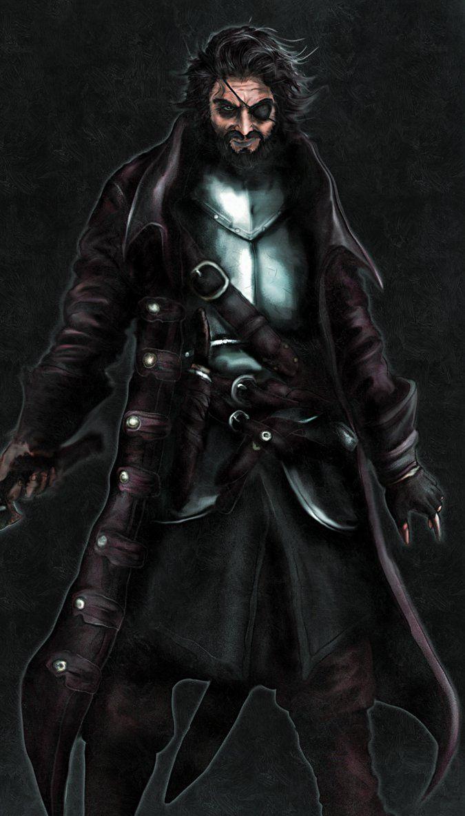 Euron Greyjoy by Mike-Hallstein.deviantart.com on ...