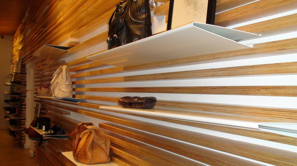 Hanging Things From Wood Slats For The Home Pinterest