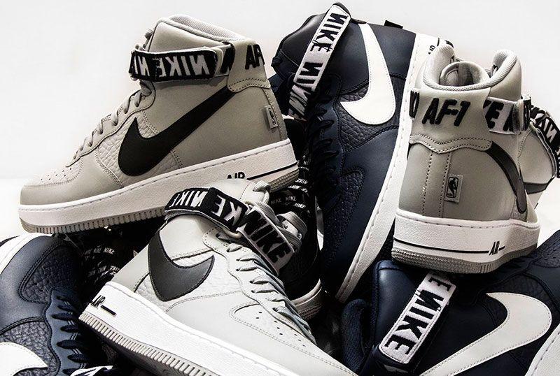 official photos 3d9ab ce704 NBA+Nike+Air+Force+1+High+Pack