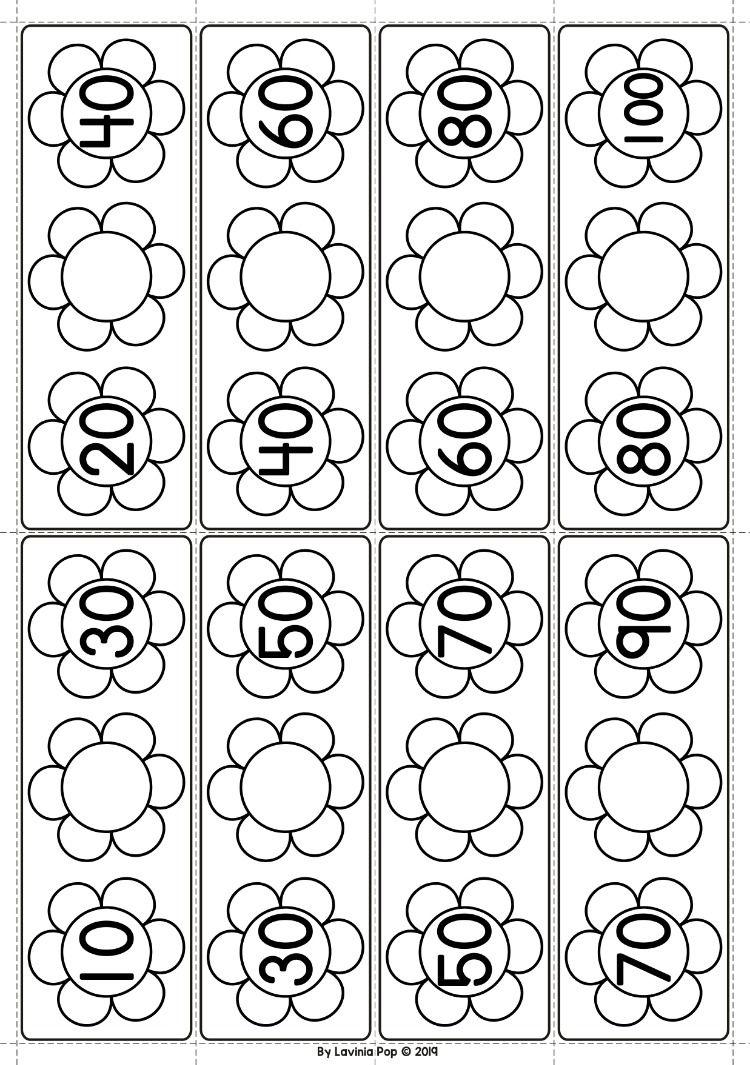 Spring Math Centers For Kindergarten B W Spring Math Center Math Centers Spring Math Kindergarten spring math worksheets