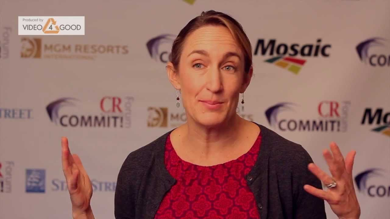Colorado Oil & Gas's President & CEO, Tisha Conoly Schuller discusses including Oil and Gas in the sustainability conversation