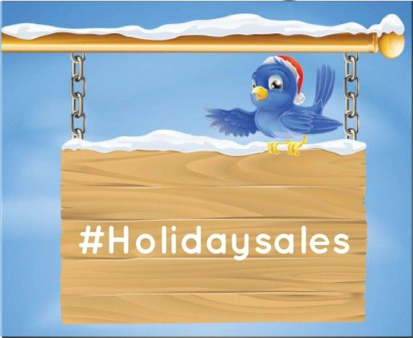 #Twittertips to ring up #holidaysales