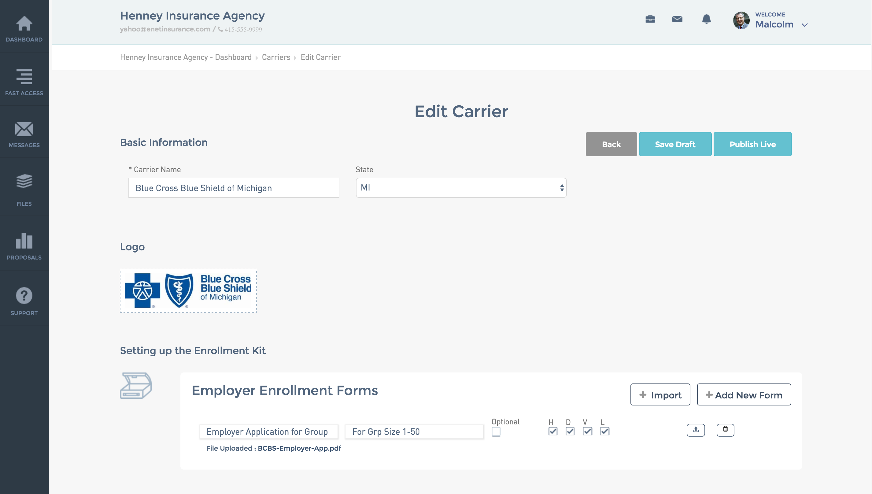 NextBroker Insurance Brokers Software Solutions & CRM