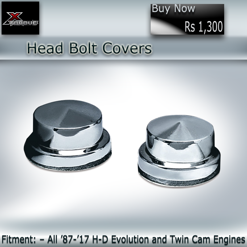 Head Bolt Covers A Quick And Easy Way To Dress Up The Dull Look Of Your Head Bolts These Head Bolt Covers Hide The Whole Bol Bolt Cover Motorcycle Accessories