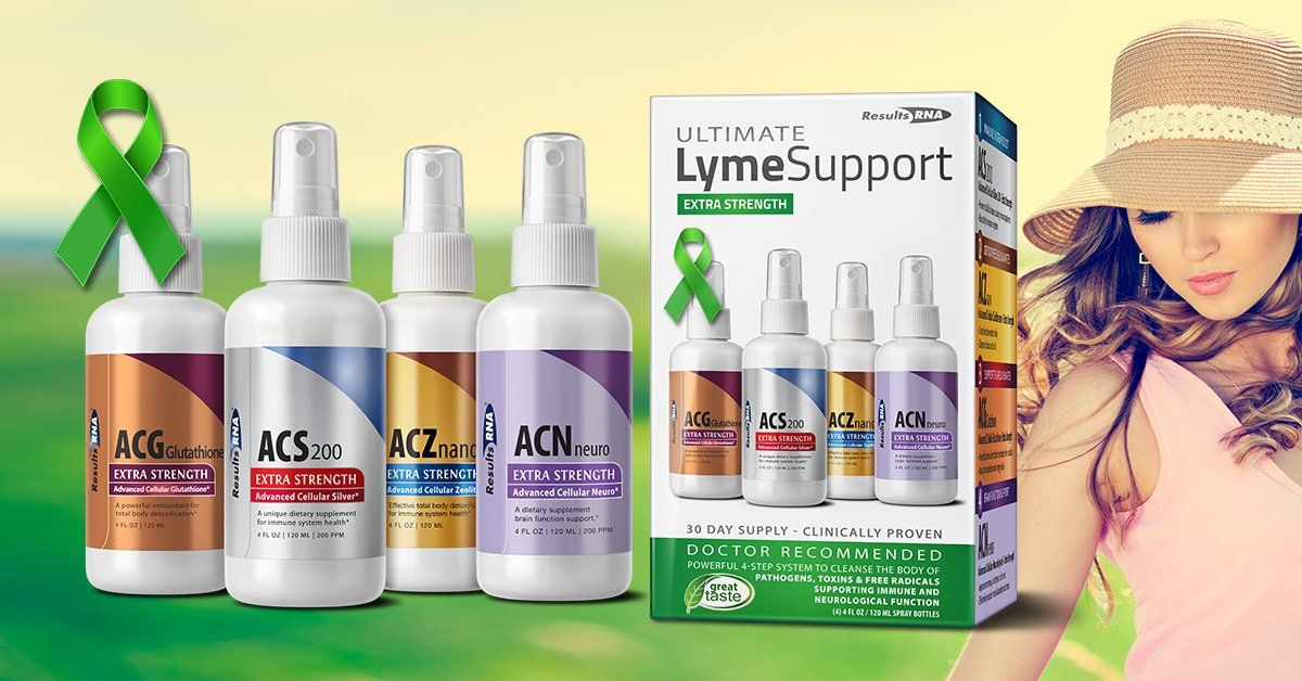 This changed our lives. Spend the money for two months! It will rock your world. Dunn-Slóvàcek E. Niki #Lyme…