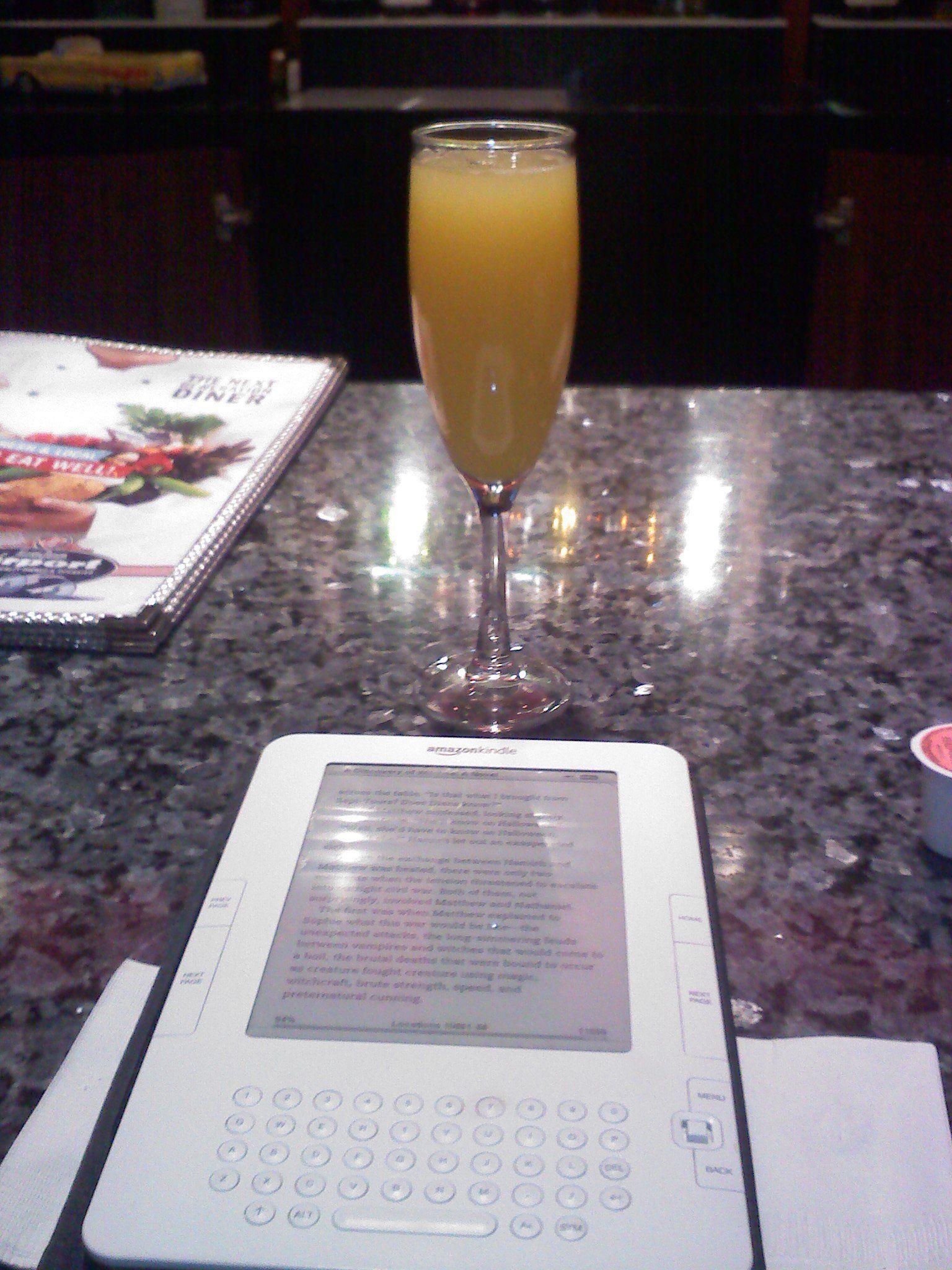 Mimosa and Kindle