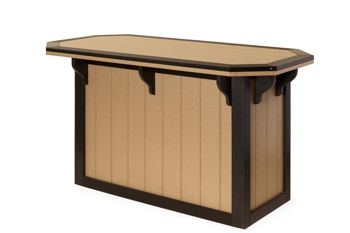 Finch Summerside Poly Bar Table | Patio bar set, Bars for ...