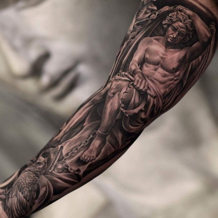 1001 + Ideen für ein Engel Tattoo und Infos über die