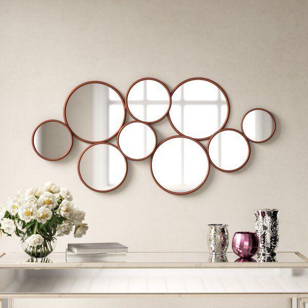 Cosmos 9 Piece Accent Mirror Set