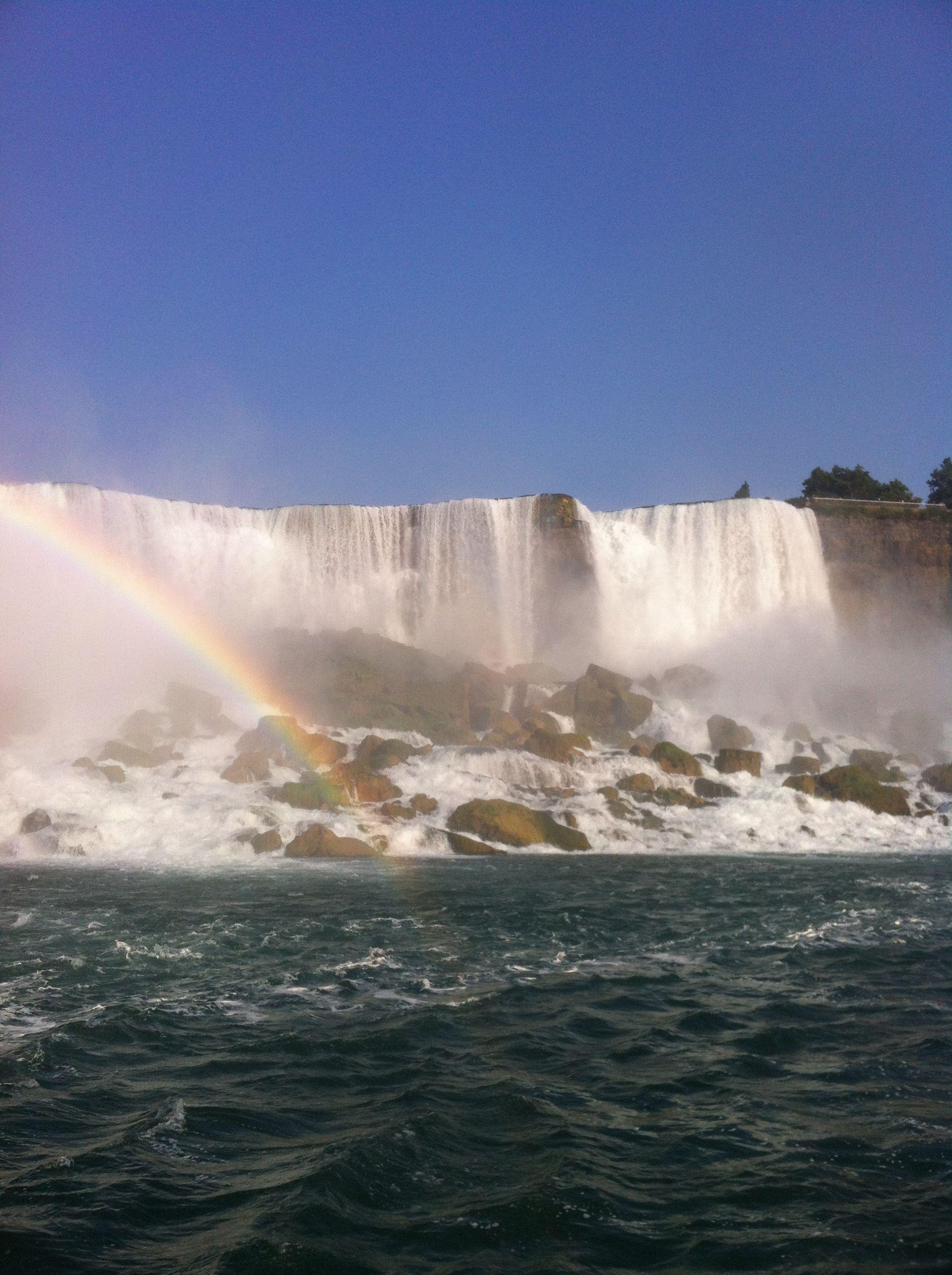 Boat Ride at Niagara Falls, NY/Canada