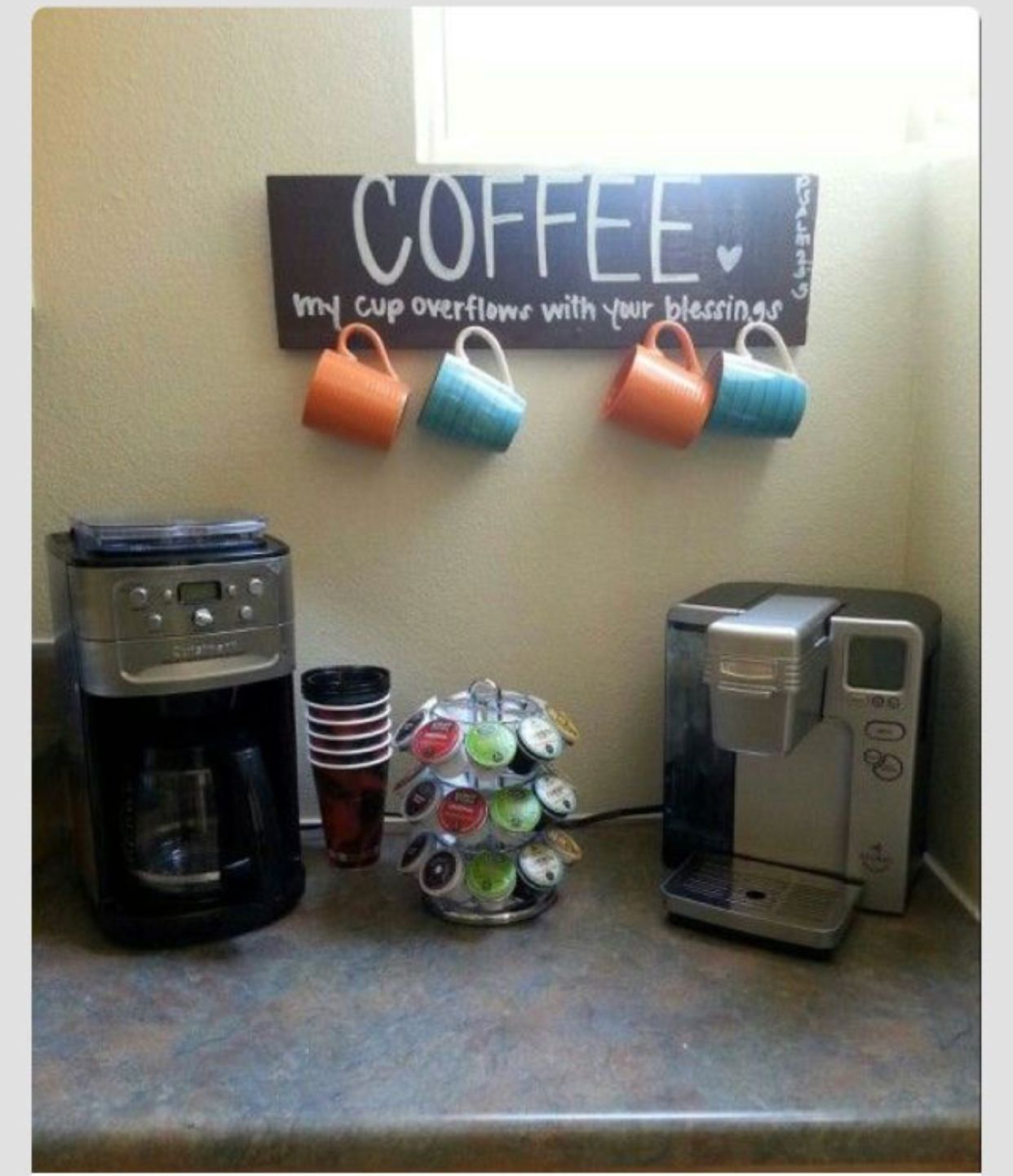 Tiny Craftsman Comes With Espresso Station: Pin By Melissa Catalano On Kitchen