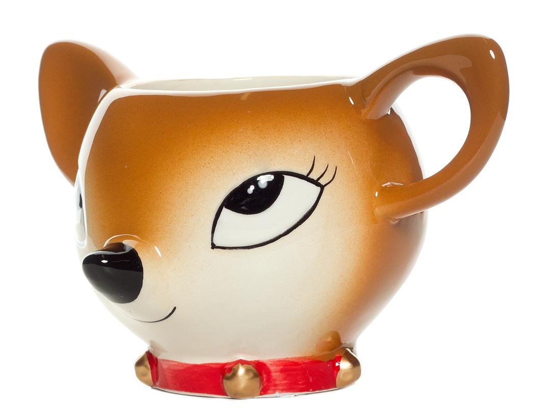 Tinseltown deer mug Cool bars, Mugs, Reindeer