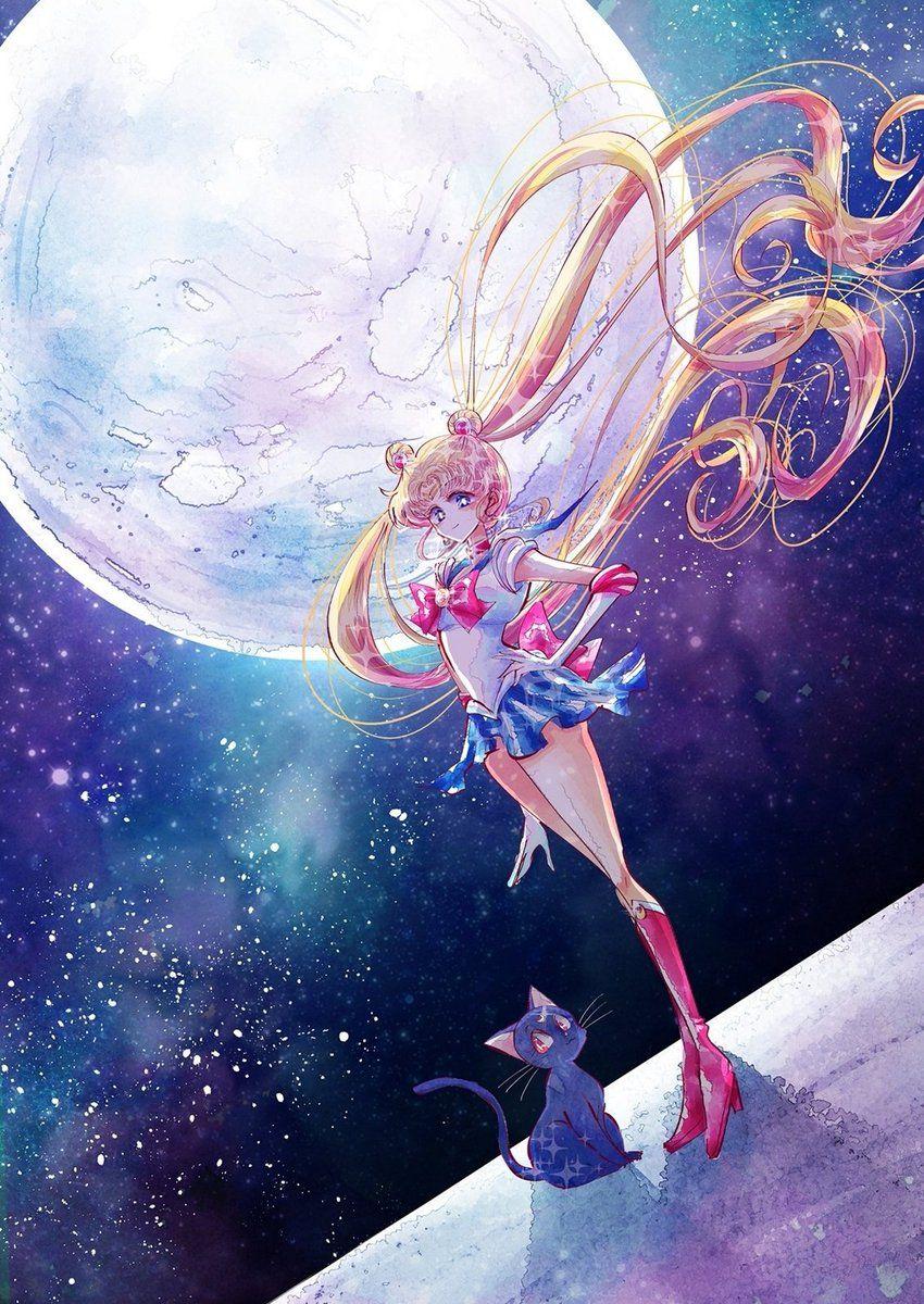 Ramon On Sailor Moon Wallpaper Sailor Moon Art Sailor Moon