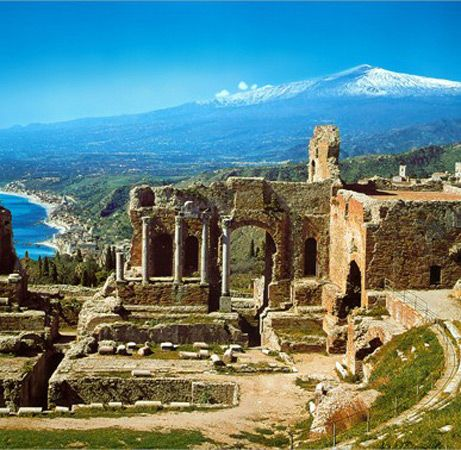 Taormina tour Sicily