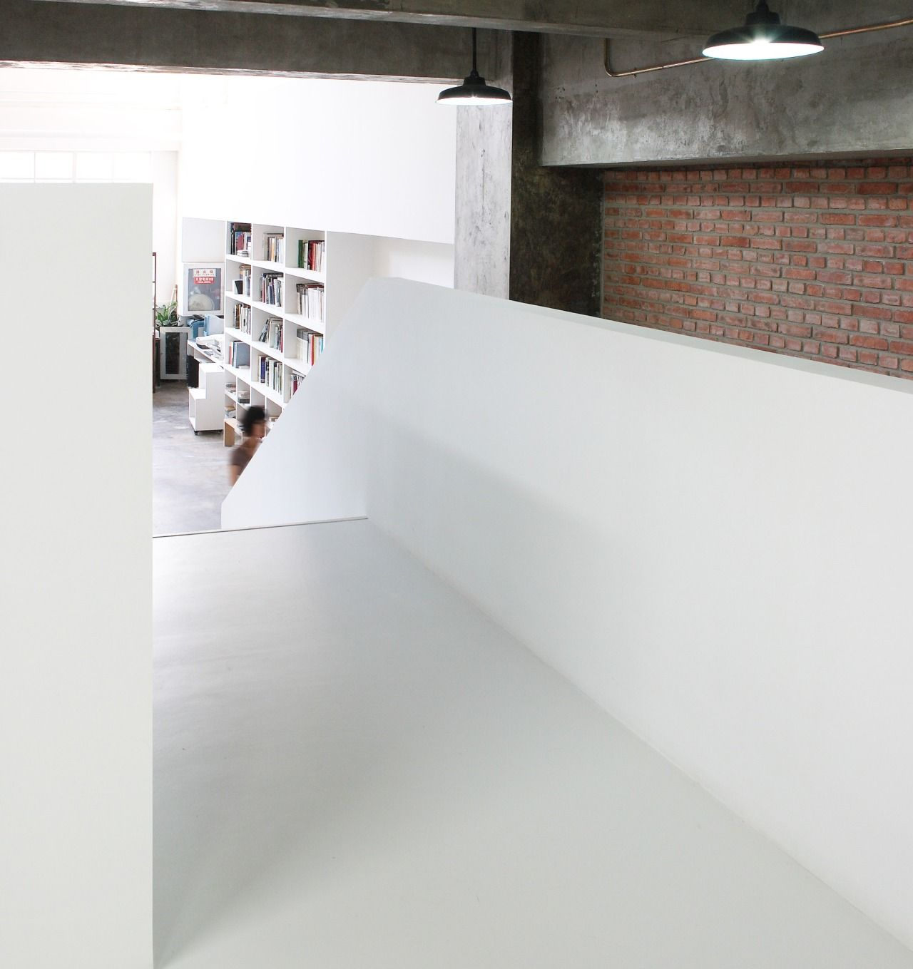 TAO – Trace Architecture Office - Refurbishment of a Warehouse - Beijing, China.
