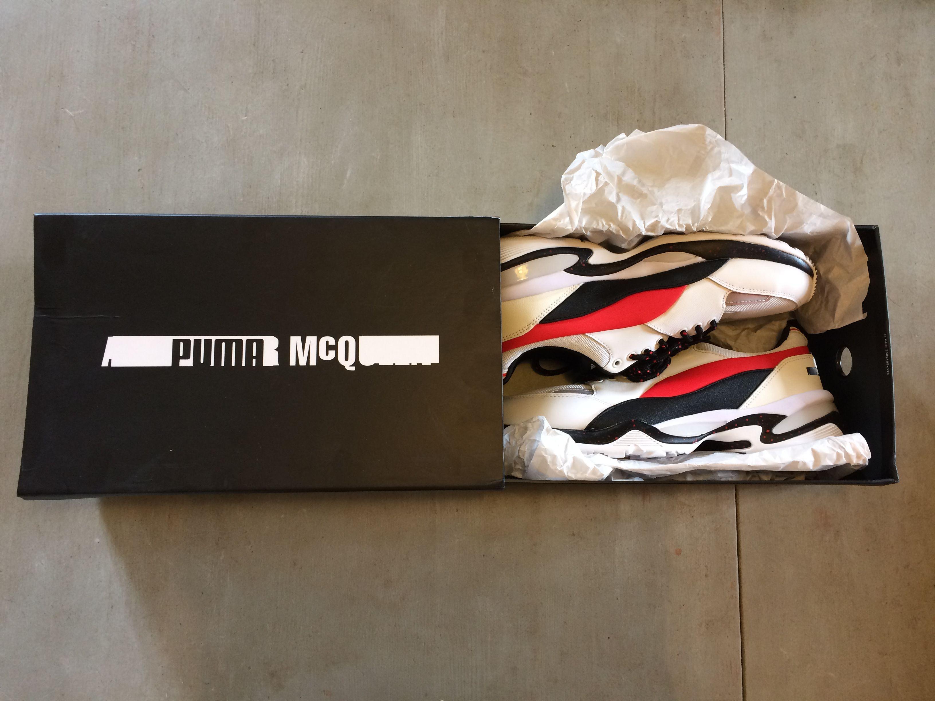 01c24e34846  Review  Alexander McQueen By Puma MCQ Tech Runner LO http   ift