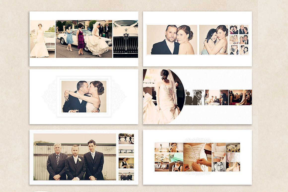 From Here To Eternity Album Template Wedding Album Layout Wedding Album Design Photo Album Design