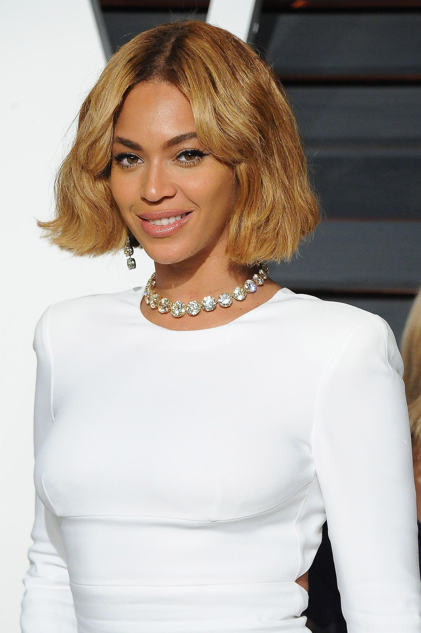 Beyonce | Vanity Fair Oscar After party.