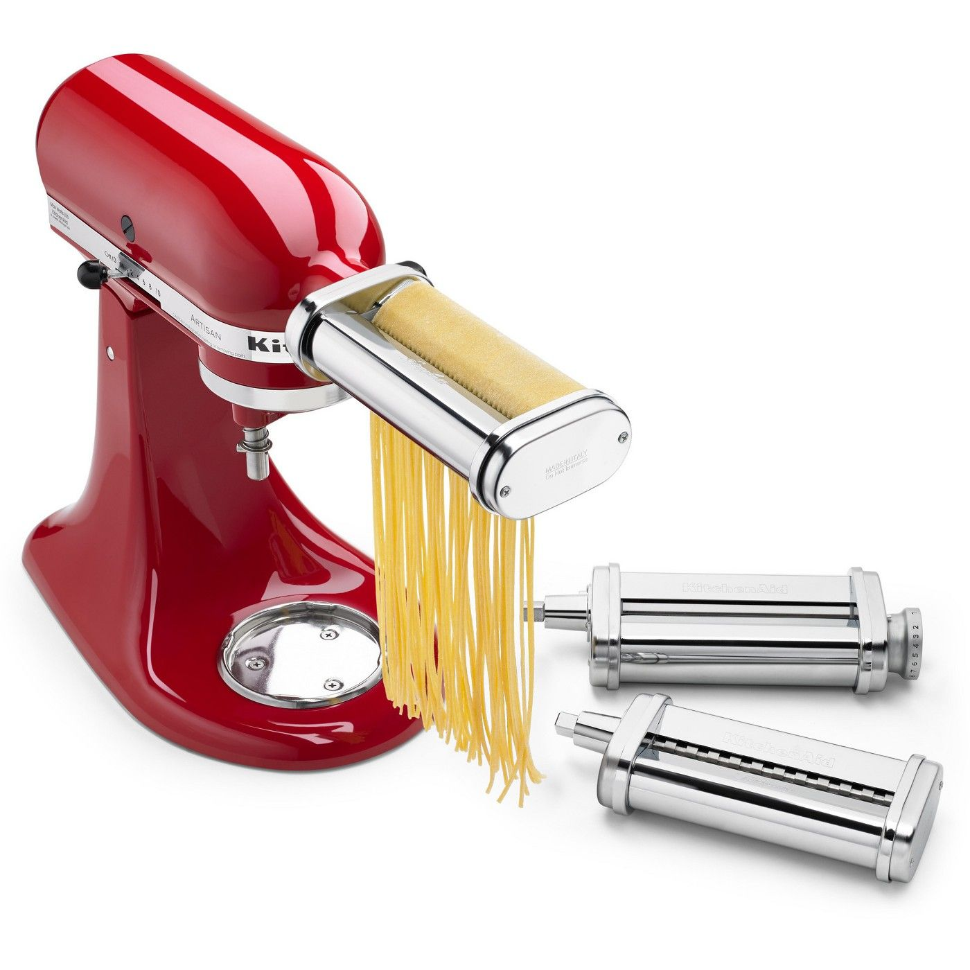 Kitchenaid Pasta Roller Attachment Ksmpra Image 1 Of 7 Wishlist