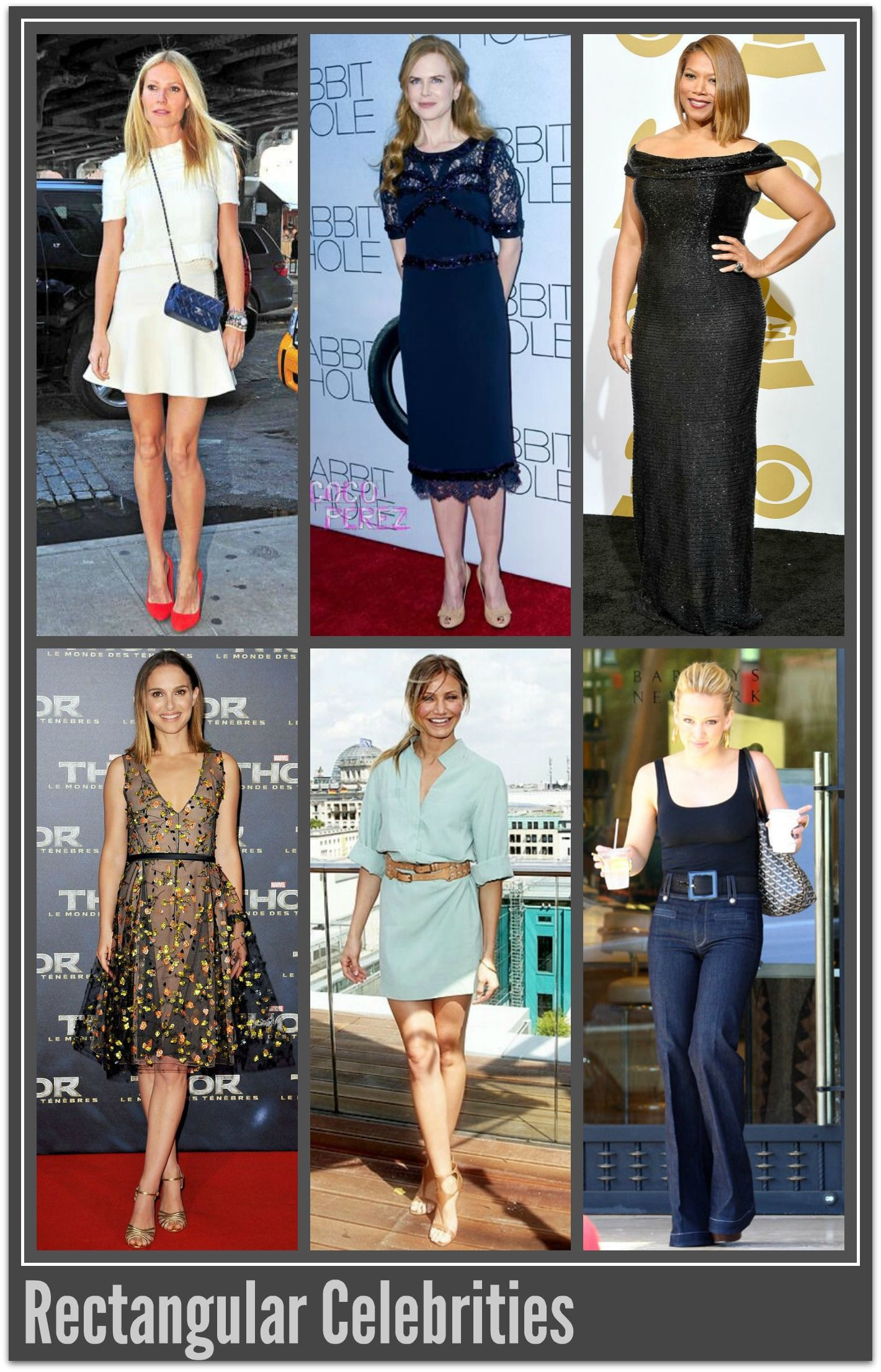 Knowing Your Horizontal Body Shape Is A Basic Need In Order To Make The Most Of Read On Learn How Dress Rectangle