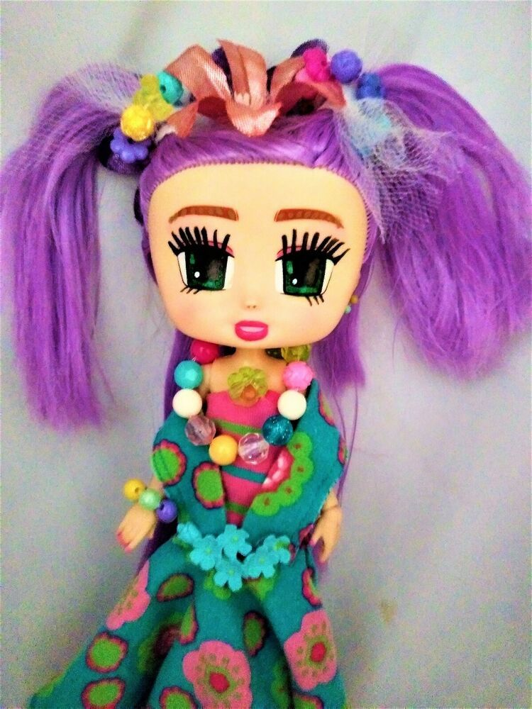 Chloe An Ooak Custom Repaint Boxy Girls Doll Girl Dolls Ooak