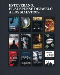 Llévate la Colección de Novela Negra de El País ¡El mejor suspense por sólo 1.95 euros! Sigue en enlace para saber más: http://ofertasdeprensa.offertazo.com/?p=1391=true