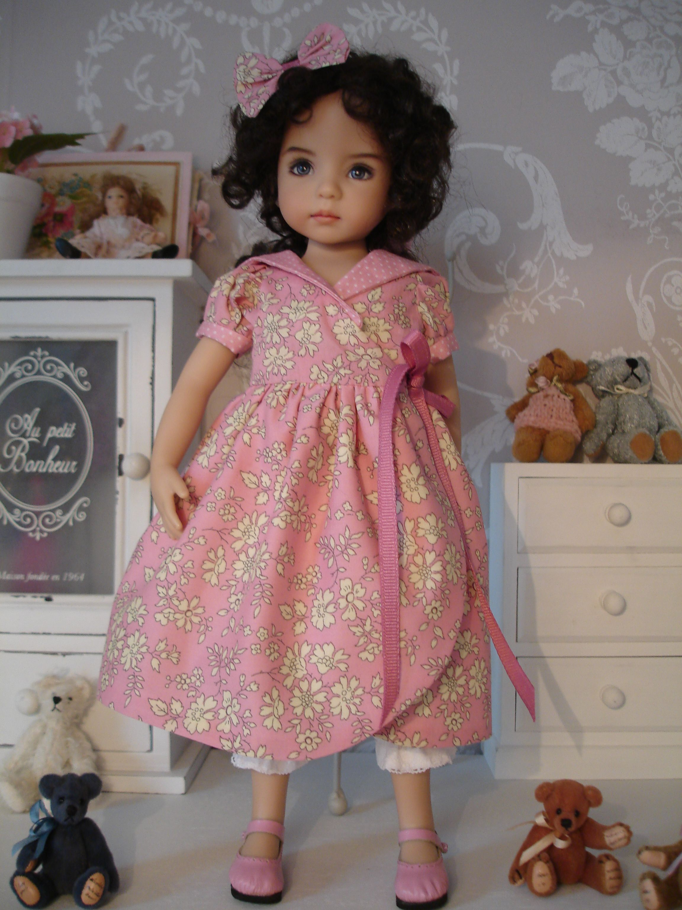 Mes petites robes pour Little Darling