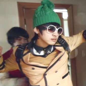 Pré-debut Wonwoo