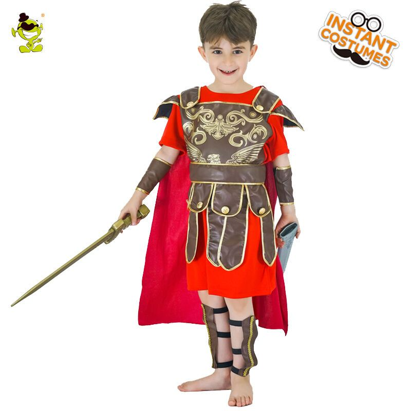 Kids Pirates of Caribbean Warrior Fancy Dress Accessories Toy Role Play Cosplay