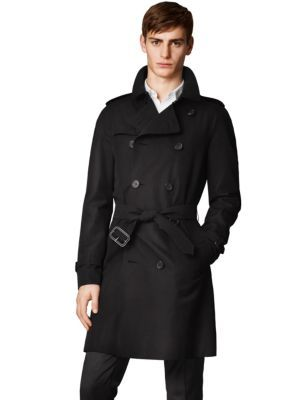 Burberry Wiltshire Heritage Trenchcoat | Raincoat, Coat, Jacket and Clothing
